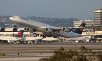D-AIHR @ LAX - Lufthansa - by Florida Metal