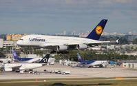D-AIMA @ MIA - Lufthansa