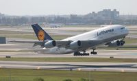 D-AIMJ @ MIA - Lufthansa