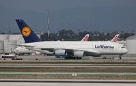 D-AIMJ @ LAX - Lufthansa