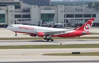 D-ALPB @ MIA - Air Berlin