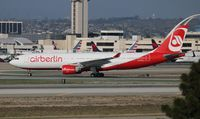 D-ALPH @ LAX - Air Berlin