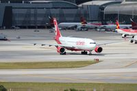 D-ALPJ @ MIA - Air Berlin