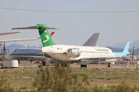 EZ-A106 @ MZJ - Turkmenistan 717