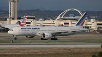 F-GSPR @ LAX - Air France