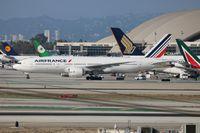 F-GSPY @ LAX - Air France