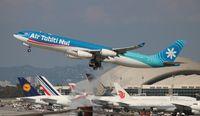 F-OSEA @ LAX - Air Tahiti Nui