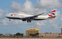 G-BNLK @ MIA - British Airways