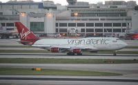 G-VBIG @ MIA - Virgin Atlantic