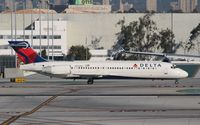 N959AT @ KLAX - Boeing 717-200 - by Mark Pasqualino