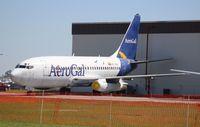 HC-CFM @ LAL - Aerogal