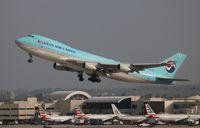 HL7602 @ LAX - Korean Cargo