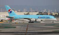 HL7615 @ LAX - Korean