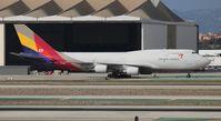HL7618 @ LAX - Asiana Cargo
