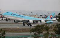 HL7624 @ LAX - Korean Cargo