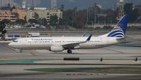 HP-1840CMP @ LAX - Copa 737-800