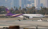 HS-TJR @ LAX - Thai 777-200