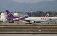 HS-TJT @ LAX - Thai 777-200