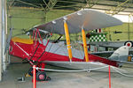 VH-ZIS @ YPPF - De Havilland DH-82A Tiger Moth at Parafield Airport South Australia, December 2nd 2004. - by Malcolm Clarke