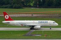 TC-JPP @ LSZH - Airbus A320-232 [3603] (THY Turkish Airlines) Zurich~HB 31/08/2014