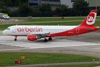 HB-IOQ @ LSZH - Airbus A320-214 [3422] (Air Berlin/Belair) Zurich~HB 31/08/2014