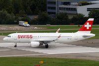 HB-JLT @ LSZH - Airbus A320-214(SL) [5518] (Swiss International Air Lines) Zurich~HB 31/08/2014