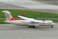 HB-ACD @ LSZH - Aerospatiale ATR-72-212A [668] (Darwin Airlines/Etihad Regional) Zurich~HB 31/08/2014