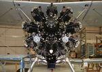 G-GLAD @ EGSU - 840 hp. BRISTOL MERCURY