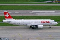 HB-IJH @ LSZH - Airbus A320-214 [0574] (Swiss International Air Lines) Zurich~HB 31/08/2014