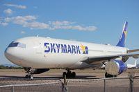 JA330D @ MZJ - Skymark Japan