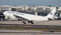 LV-CEK @ MIA - Aerolineas Argentinas