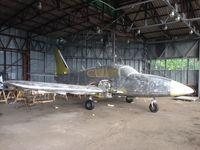 G-MLFF @ UUBS - aircraft assembly - by Yan Vishnevskiy