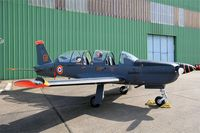 82 @ LFOT - Socata TB-30 Epsilon, Static display, Tours-St Symphorien Air Base 705 (LFOT-TUF) Open day 2015 - by Yves-Q