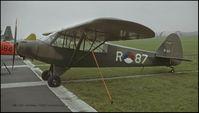 R-87 @ EHGR - Seen at the Open Day at Gilze-Rijen (EHGR) - by Gerrit van de Veen
