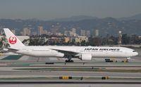 JA739J @ KLAX - Boeing 777-300ER