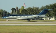 N13JS @ ORL - Global Express