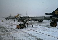 D-ABIG - At Munich Airport , December 1973. - by Stan Howe
