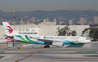 B-5902 @ KLAX - Airbus A330-200 - by Mark Pasqualino