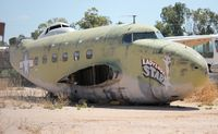 N30N @ DMA - Lockheed C-60 - by Florida Metal