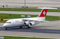 HB-IYY @ LSZH - BAe 146RJ-100 [E3339] ( Swiss European Air Lines) Zurich~HB 31/08/2014