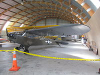 ZK-AIR @ NZAR - In hangar at Ardmore on open day - by magnaman