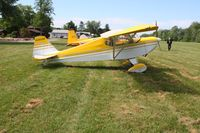 N293DW @ OH36 - Zanesville-Riverside fly-in