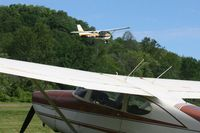 N1377M @ OH36 - Zanesville-Riverside fly-in - by Bob Simmermon