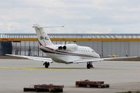 9H-ALL @ EDDP - Resting in sight of DHL hangar.... - by Holger Zengler