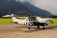 N8KR @ LSZL - Cessna P.210N Pressurised Centurion [P210-00709] Locarno~HB 29/08/2014 - by Ray Barber