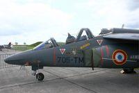 E128 @ LFOE - Dassault-Dornier Alpha Jet E, Static display, Evreux-Fauville Air Base 105 (LFOE) open day 2012 - by Yves-Q