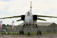 A139 @ LFOE - Sepecat Jaguar A, Preserved at Euvreux-Fauville Air Base 105 (LFOE) Open day 2012 - by Yves-Q
