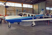 I-ACVM @ LSZL - Piper PA-32R-301T Saratoga IITC [3257036] Locarno~HB 29/08/2014