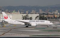 JA821J @ KLAX - Boeing 787-8 - by Mark Pasqualino