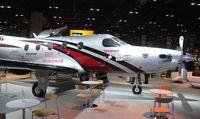 N58NG - PC-12 at NBAA Orlando